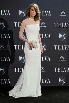 Laura Vecino in Lorenzo Caprile - Premios T de Telva 2013