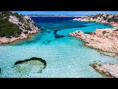Caprera un paradiso dell'Arcipelago di La Maddalena (Sardinia, Italy) - YouTube