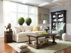 color schemes for living rooms | Choosing Cool Colors to Paint Your Room: Best Living Room Cool Colors ...