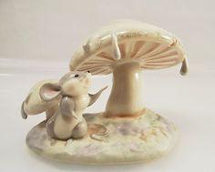Disney Lenox Bambi's Dew Drop Mouse Figurine with Box   eBay