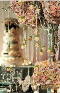 180' Beautiful Ivory Pearls $65