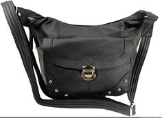 Concealed Carry Handbag Gun Concealment Purse Left/Right Hand 7005 BLACK Roma Leathers http://www.amazon.com/dp/B00Z1R0HZ0/ref=cm_sw_r_pi_dp_zuLjwb0QS4C2S