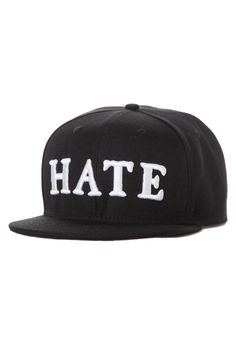Thy Art Is Murder - Hate - Cap - Official Merch Store - Impericon.com UK