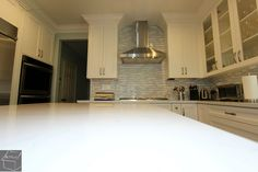 San Clemente Luxury Kitchen Remodel with Custom Cabinets