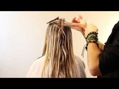 ▶ BALAYAGE TUTORIAL: How to Balayage - Full head balayage - best way to Balayage featuring Brian Haire - YouTube