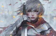 Knight, Z.W. Gu on ArtStation at https://www.artstation.com/artwork/4zXxW