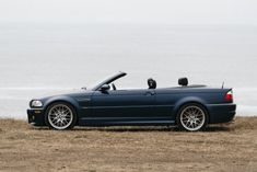 The BMW E46 M3 Might Just Be The Perfect Companion For A Coastal Tour • Petrolicious Bmw E46, E46 M3, E46 Cabrio, M3 Convertible, Dream Cars, Coastal, Tours, Vehicles, Image