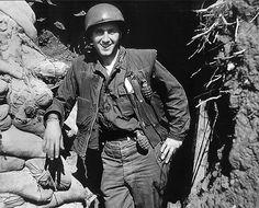 A Marine on Pork Chop Hill