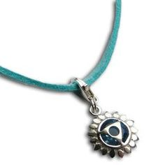 Chakra Necklace, Throat