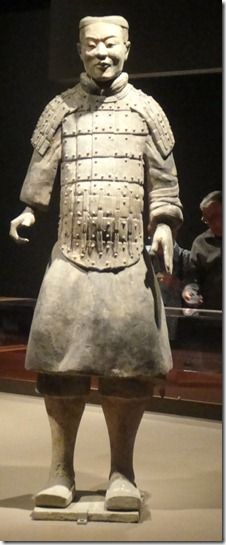 Terra Cotta Warriors Field Trip. Sam loved this! Can't wait to see it again!