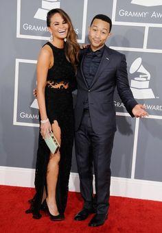 Love Chrissy Teigen and John Legend!