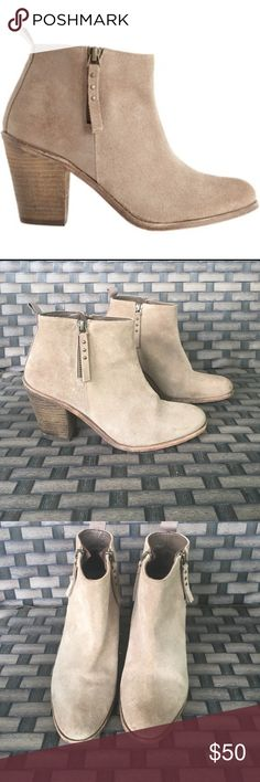 Hoss intropia suede ankle boot 36 good preowned condition Anthropologie Shoes Ankle Boots & Booties