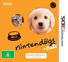 nintendogs cats r4