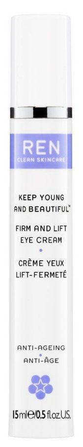 REN Keep Young And Beautiful Firm and Lift Eye An ultra lifting, firming and replenishing eye cream that dramatically reduces the appearance of wrinkles, crows feet and deep expression lines around the delicate eye area. The eye contour appears sm http://www.MightGet.com/january-2017-11/ren-keep-young-and-beautiful-firm-and-lift-eye.asp