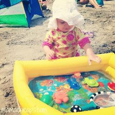 Top 15 MUST-PACK Items for Taking a Baby to the Beach | Mama Cheaps