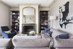 Architecture Team: Stephen Sutro & Karen Moy. Interiors: John K. Anderson. Photography: David Livingston.
