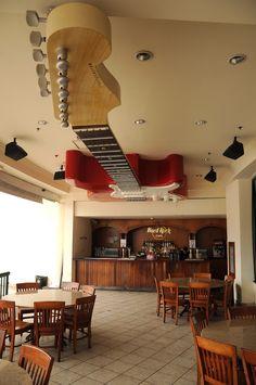 Hard Rock Cafe, Rio de Janeiro, Brazil