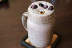 Blueberry Matcha Smoothie