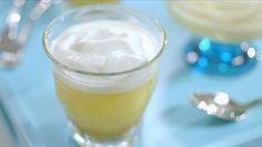 Crème étagée au citron | Cuisine futée, parents pressés