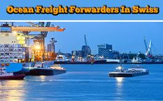 Aerolines - Ocean Freight Services Log on to : www.aerolines.ch