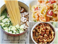 One Pot Pasta – Easy Dinner Recipes – ALL YOU | Deals, coupons, savings, sweepstakes and more…