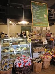 I love their sandwiches and desserts! Foster's Market- Durham Location