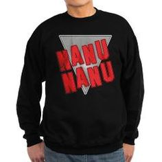 NANU NANU Mork and Mindy Sweatshirt   #mork #morkandmindy #robinwilliams