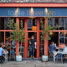 Table Three Ten Restaurant Lexington Kentucky