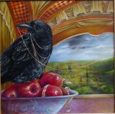Wendy Vaughan | The Raven