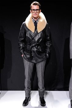Men's Threads: NYFW Review: Todd Snyder Fall 2013