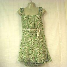 #Sleeveless #Babydoll #Top #24W #PlusSize #Floral #Blouse #FashionBug #Tank #Cami #Career #Fashion #Apparel #Shop #eBay