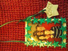 DIY 2014 Christmas Ornament- Polymer Clay