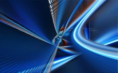 Free Awesome blue fractal wallpaper, 555 kB - Ivory Jacobson