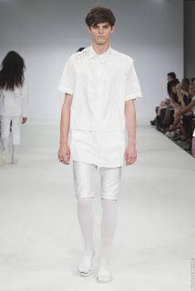 Liverpool John Moore Graduate Fashion Week Fall Winter 2015 Otoño Invierno #Menswear #Trends #Tendencias #Moda Hombre