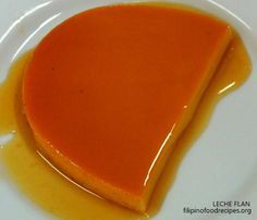 Leche Flan Recipe is one of the most popular desserts served by Filipino during special occasions such birthdays, fiestas, Christmas celebration is the Leche Flan. It a simple and easy to make yet delicious. I learned to make this dessert when I was still in grade school.....