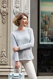 Ravelry: #07 Simple Pullover pattern by Rosemary Drysdale