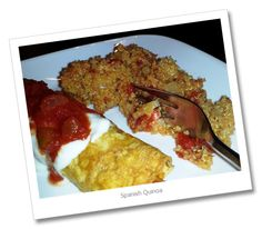 Spanish Quinoa   Babzy's Gluten Free Weight Watchers Recipes