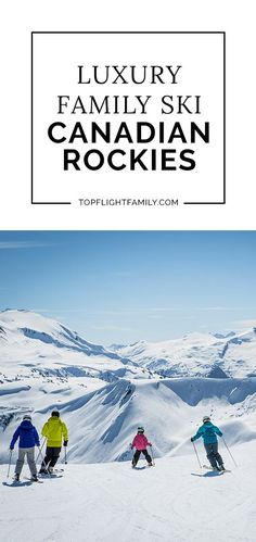 From novice downhill slopes to back country cross-country and expert heli-skiing, Canadian Rockies Skiing suits families of every level of ski ability. Road Trip With Kids, Family Road Trips, Family Travel, Travel Essentials, Travel Tips, Travel Itinerary Template, Beach Trip, Beach Travel, Ski Vacation