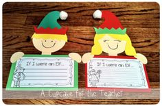 A Cupcake for the Teacher: Elf Magic... It's Back!!