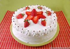 Scopri la ricetta di: Torta di fragole