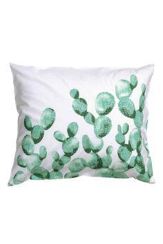 Poszewka na poduszke we wzory | H&M
