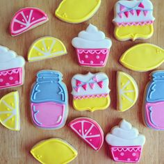 Pink Lemonade   Cookie Connection