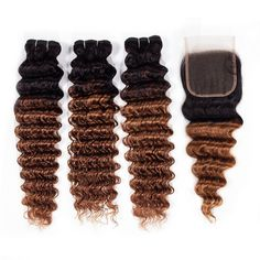 """La'Mo Hair on Instagram: """"Deep Wave 1B/30 Bundles With Closure @lamohairextensions now available. Get up to 65% Off 🔥+ extra $10 off💥when you use code SPRINGSALE🔥…"""" Weave Hairstyles, Straight Hairstyles, Buy Hair Extensions, Best Virgin Hair, Virgin Hair Bundles, Remy Human Hair, Lace Closure, Lace Wigs, Kinky"""