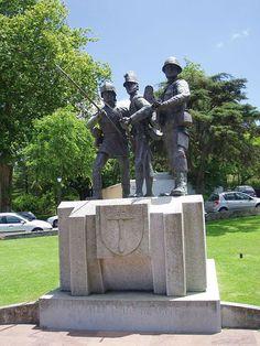 War memorial in Mafra