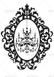 Resultado de imagen para marcos de espejos grabados en madera