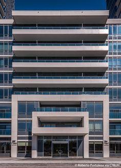 Parkside Tower II - The Skyscraper Center, Photo Roberto Portolese