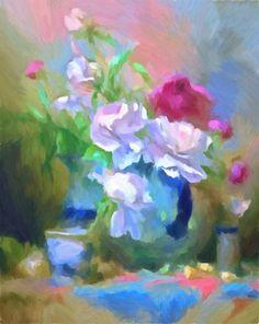 Romanovna Fine Art | Still Life Art | Spring Still Life ...