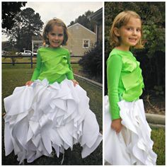 queen tara costume | The skirt is a ballgown-length circle skirt and train made of a ...