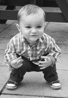 Christening guest age 20 months - this little chap posed endlessly! www.girlbehindthelens.com