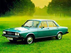 1974 Audi | Audi 100 (1974)